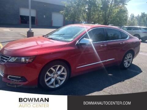 2014 Chevrolet Impala for sale at Bowman Auto Center in Clarkston MI