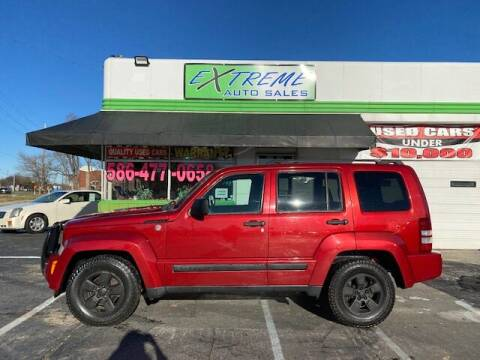 2009 Jeep Liberty for sale at Extreme Auto Sales in Clinton Township MI