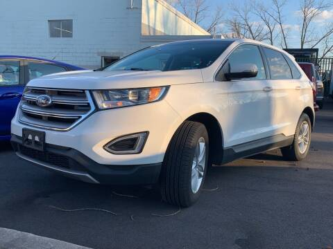 2016 Ford Edge for sale at PA Direct Auto Sales in Levittown PA