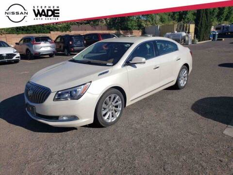 2014 Buick LaCrosse for sale at Stephen Wade Pre-Owned Supercenter in Saint George UT