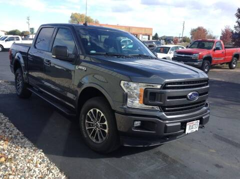 2020 Ford F-150 for sale at Bruns & Sons Auto in Plover WI