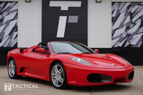 2005 Ferrari F430 for sale at Tactical Fleet in Addison TX