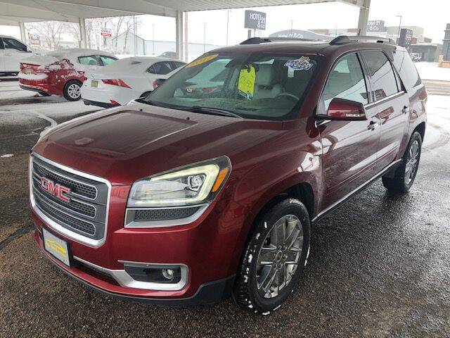 2017 GMC Acadia Limited for sale at Valley Auto Locators in Gering NE