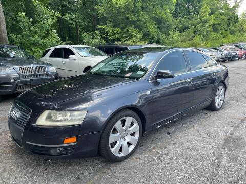 2005 Audi A6 for sale at Car Online in Roswell GA