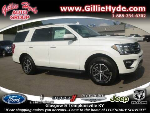 2020 Ford Expedition for sale at Gillie Hyde Auto Group in Glasgow KY