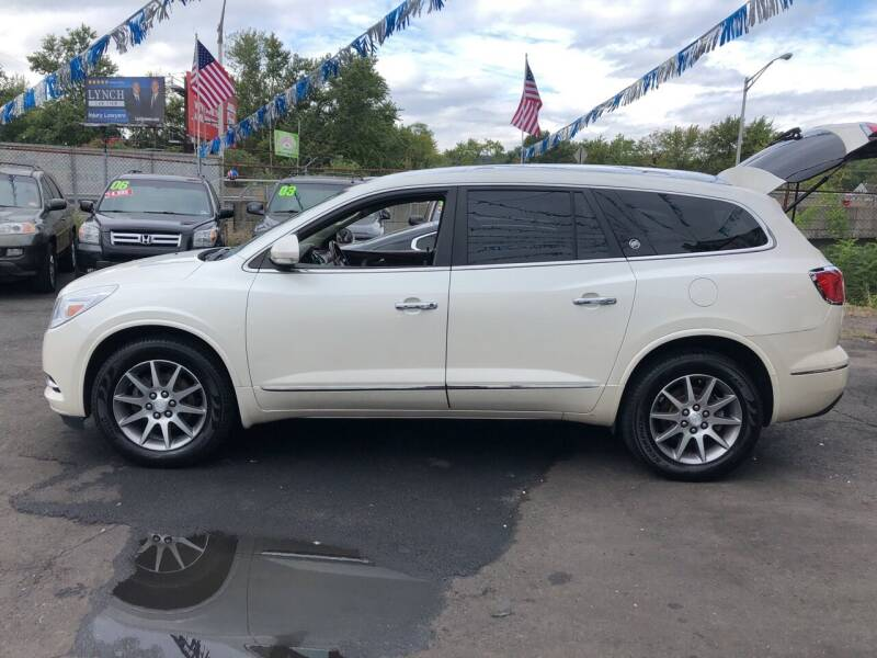 2014 Buick Enclave for sale at Riverside Wholesalers 2 in Paterson NJ