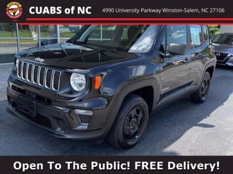 2020 Jeep Renegade for sale at Summit Credit Union Auto Buying Service in Winston Salem NC