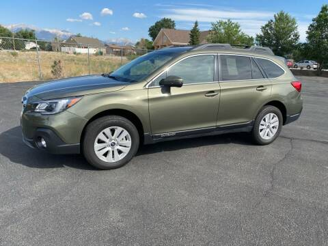 2019 Subaru Outback for sale at Salida Auto Sales in Salida CO