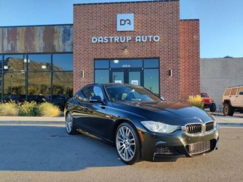 2013 BMW 3 Series for sale at Dastrup Auto in Lindon UT