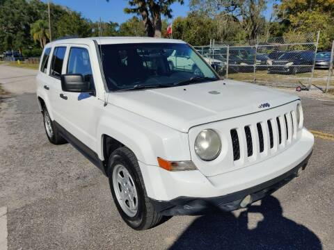 2014 Jeep Patriot for sale at Advance Import in Tampa FL