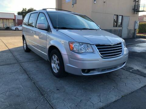 2010 Chrysler Town and Country for sale at Exceptional Motors in Sacramento CA