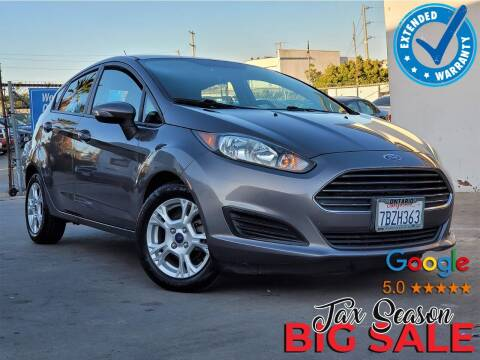 2014 Ford Fiesta for sale at Gold Coast Motors in Lemon Grove CA