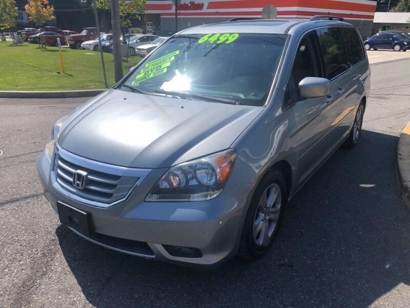 2008 Honda Odyssey for sale at Washington Auto Repair in Washington NJ