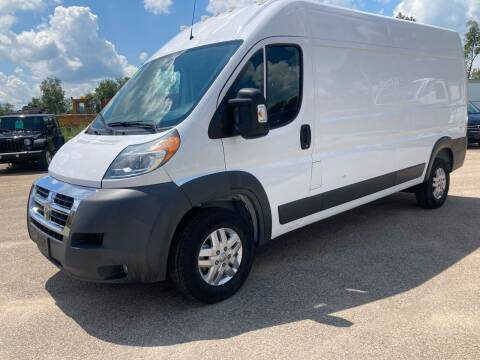 2018 RAM ProMaster Cargo for sale at SUNSET CURVE AUTO PARTS INC in Weyauwega WI