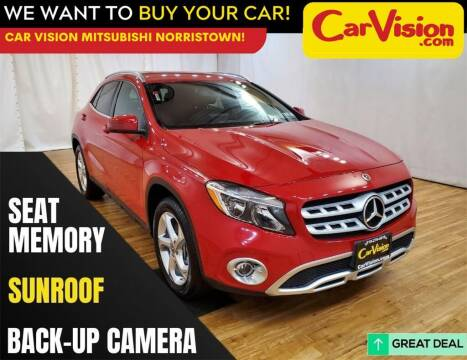2018 Mercedes-Benz GLA for sale at Car Vision Mitsubishi Norristown in Trooper PA