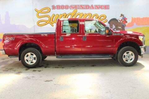2014 Ford F-250 Super Duty for sale at Sundance Chevrolet in Grand Ledge MI