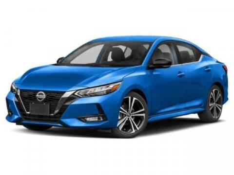 2020 Nissan Sentra for sale at Van Griffith Kia Granbury in Granbury TX