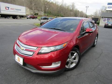2011 Chevrolet Volt for sale at Guarantee Automaxx in Stafford VA
