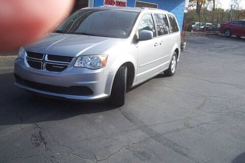 2013 Dodge Grand Caravan for sale at BAR Auto Sales in Brockton MA
