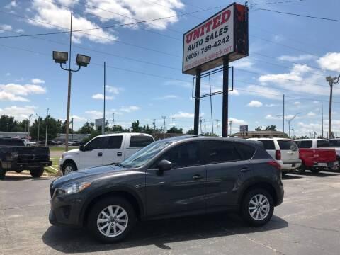 2014 Mazda CX-5 for sale at United Auto Sales in Oklahoma City OK