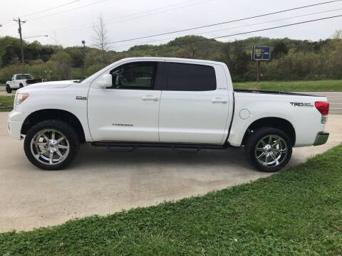 2010 Toyota Tundra for sale at HIGHWAY 12 MOTORSPORTS in Nashville TN