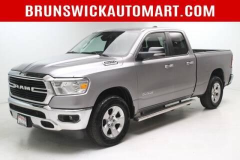2020 RAM Ram Pickup 1500 for sale at Brunswick Auto Mart in Brunswick OH