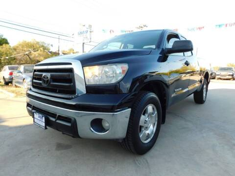2013 Toyota Tundra for sale at AMD AUTO in San Antonio TX