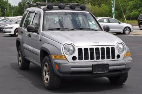 2005 Jeep Liberty for sale at Amati Auto Group in Hooksett NH
