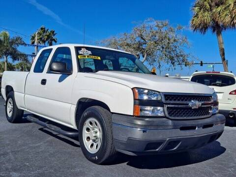 2007 Chevrolet Silverado 1500 Classic for sale at Select Autos Inc in Fort Pierce FL