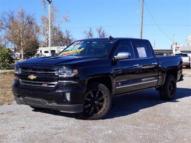 2017 Chevrolet Silverado 1500 for sale at Bryans Car Corner in Chickasha OK