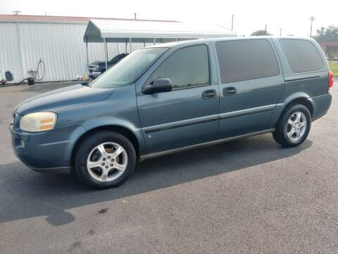 2006 Chevrolet Uplander for sale at Big Boys Auto Sales in Russellville KY