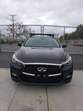 2017 Infiniti QX30 for sale at International Motors in San Pedro CA