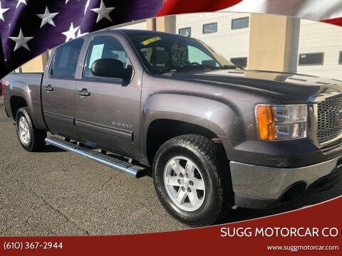 2010 GMC Sierra 1500 for sale at Sugg Motorcar Co in Boyertown PA