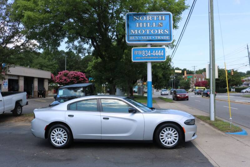 2015 Dodge Charger for sale at North Hills Motors in Raleigh NC