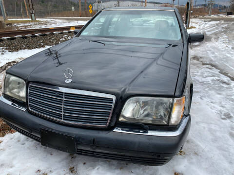 1997 Mercedes-Benz S-Class for sale at Richard C Peck Auto Sales in Wellsville NY