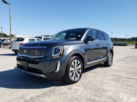 2020 Kia Telluride for sale at Hardy Auto Resales in Dallas GA