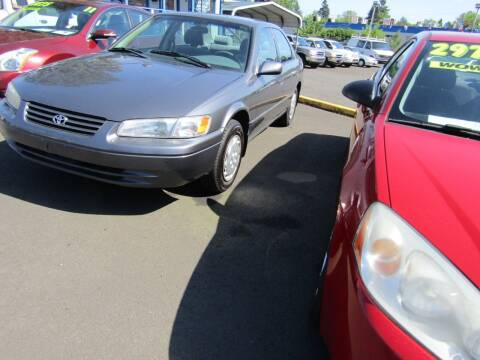 1997 Toyota Camry for sale at ARISTA CAR COMPANY LLC in Portland OR