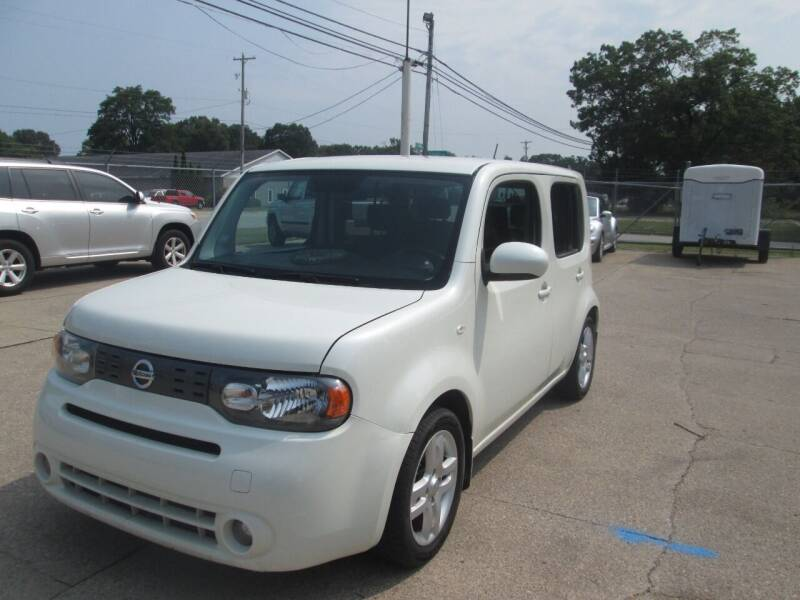 2010 Nissan cube for sale at Jims Auto Sales in Muskegon MI