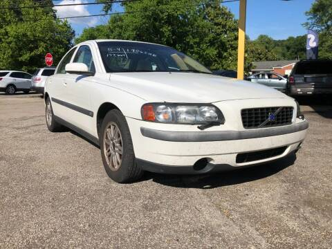 2004 Volvo S60 for sale at King Louis Auto Sales in Louisville KY