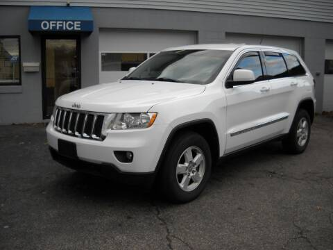 2013 Jeep Grand Cherokee for sale at Best Wheels Imports in Johnston RI