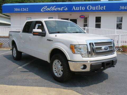 2012 Ford F-150 for sale at Colbert's Auto Outlet in Hickory NC