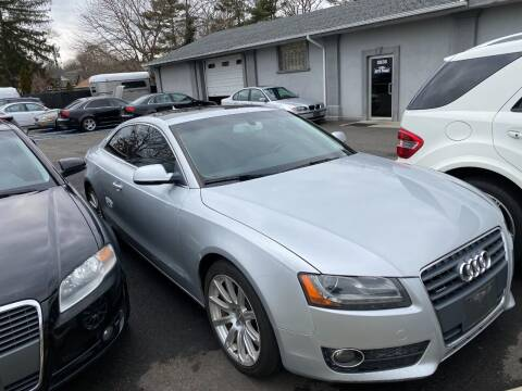 2011 Audi A5 for sale at QUALITY AUTO SALES OF NEW YORK in Medford NY