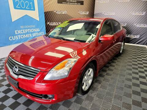 2008 Nissan Altima for sale at X Drive Auto Sales Inc. in Dearborn Heights MI