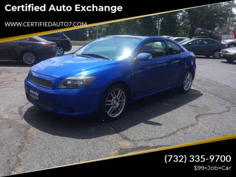2006 Scion tC for sale at Certified Auto Exchange in Keyport NJ