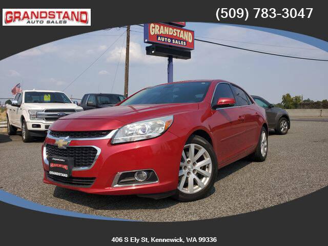 2014 Chevrolet Malibu for sale at Grandstand Auto Sales in Kennewick WA
