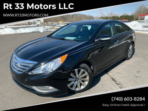 2014 Hyundai Sonata for sale at Rt 33 Motors LLC in Rockbridge OH