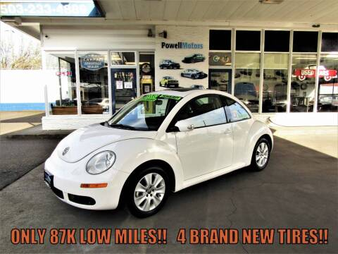 2009 Volkswagen New Beetle for sale at Powell Motors Inc in Portland OR