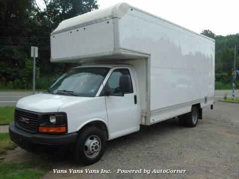 2016 GMC Savana Cutaway for sale at Vans Vans Vans INC in Blauvelt NY
