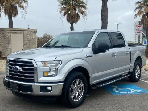 2015 Ford F-150 for sale at Motorcars Group Management - Bud Johnson Motor Co in San Antonio TX