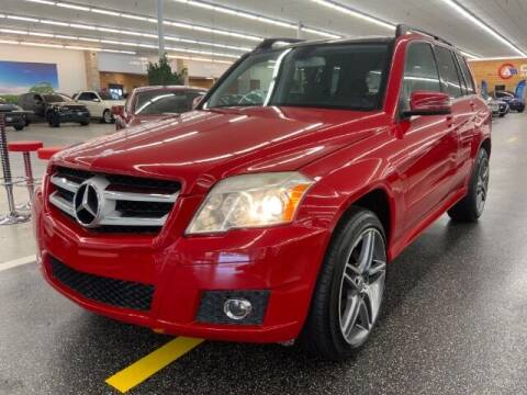 2011 Mercedes-Benz GLK for sale at Dixie Imports in Fairfield OH